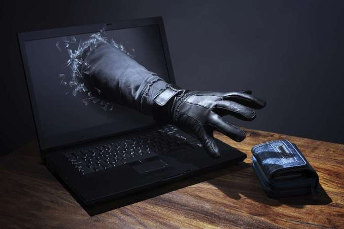 Internet security when you are shopping online
